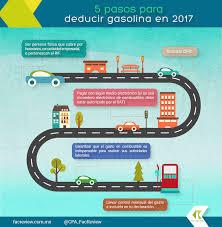 gastos deducibles personas fisicas asalariados 2016 seguir estos pasos te ayudará a deducir gasolina en 2017