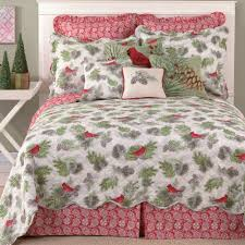 bedroom christmas holiday bedding sets and flannel sheets