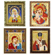 religious 5d round diamond painting diy diamond painting
