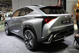 lexus lf nx lexus lf nx turbo indian autos blog