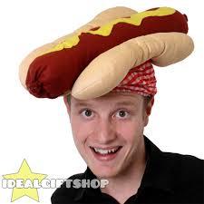 Hotdog Halloween Costume Adults Christmas Hats Presents Stocking Fillers Fancy Dress Funny
