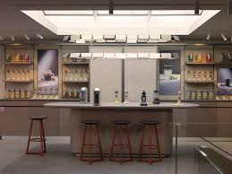 nespresso u0027s new retail concept delivers the same experience as its