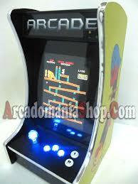Bar Top Arcade Cabinet 276 In 1 Classic Arcade Bartop Cabinet 15inch Arcadomania Shop