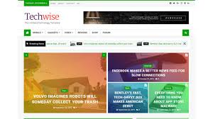 free magazine blogger template techwise blogger template download free blogspot theme