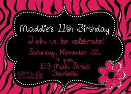 birthday invitations u2013 gangcraft net