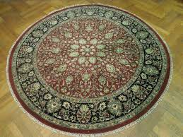 Round Modern Rug by Round Area Rugs Cheap Roselawnlutheran