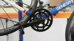 how to replace a crankset video bikeradar