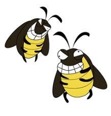 cartoon cockroach royalty free vector image vectorstock
