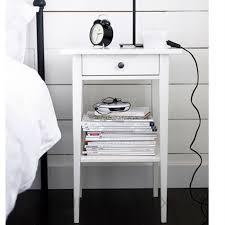 Ikea Schlafzimmer Nachttisch Ikea Hemnes Ablagetisch Weiß Kommode Nachttisch Badezimmerschrank