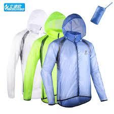 waterproof bike jacket arsuxeo ultra thin breathable windbreaker men s windproof cycling
