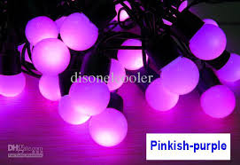 halloween purple led string lights halloween lights sale 5m led round bulb string curtain lights blue