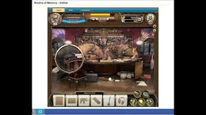 rooms of memory hidden objects game youtube