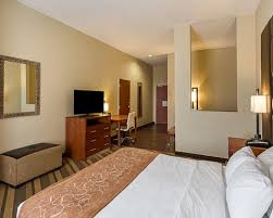 Comfort Suites Beaumont Hotel In Gonzales La Comfort Suites Official Site