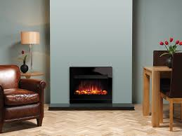 gazco riva2 670 designio glass wall mounted electric fire