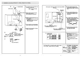 mitsubishi rg79b202g03 air conditioner installation manual