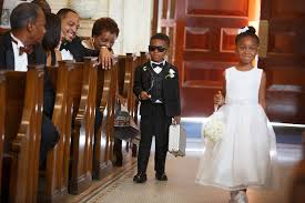 ring security wedding cutest ring bearer idea turn him into ring security like