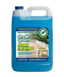 Patio Degreaser The Best Cleaners For Your Deck Patio And Other Outdoor Surfaces