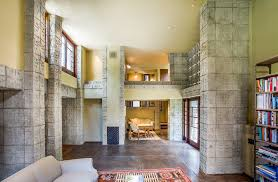 Frank Lloyd Wright Home And Studio Floor Plan Grounds And Studio Frank Lloyd Wright The Millard House