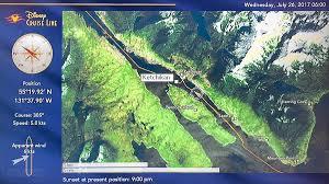 Map Of Ketchikan Alaska by Trip Log Day 3 9 Night Alaskan Cruise On Disney Wonder