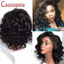 bob haircuts black hair wet and wavy cheap hair buy quality wig hair products directly from china wig
