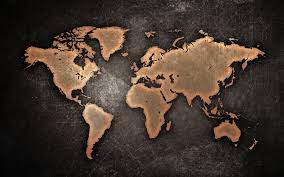 Vintage Map Wallpaper by Images World Map Wallpapers Hd Pictures Desktop Earth