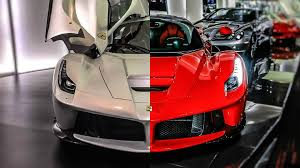pacquiao car collection dubai exotic car dealership has two different laferraris for sale