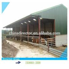 Cattle Barns Designs China Made Shed Design Steel Prefabricated Industrial Steel