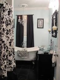 Blue Damask Shower Curtain Damask Shower Curtain Foter