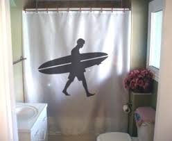 Mens Shower Curtains Cool Shower Curtains For Guys Where Tropical 970 816