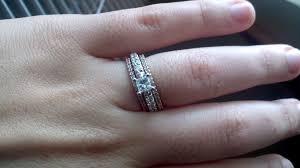 wedding ring and band wedding ring and band anyone wedding bands that do not match