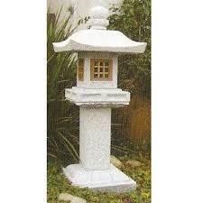 arata granite lantern gardens japanese lanterns and