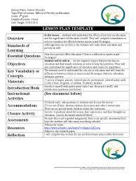 senior project action lesson plan lesson plan teachers