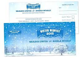 invitation maker app amazing snowflake themed wedding invitations or winter wedding