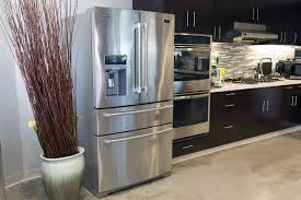 Kitchen Fridge Cabinet Kitchen French Door Refrigerator Reviews Review Of French Door