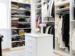 wardrobe organization 11 closet organization ideas from pinterest whowhatwear au