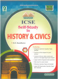 amazon in buy icse self study in history u0026 civics class 10 class