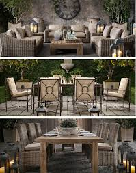 Restoration Hardware Bistro Table Best 25 Restoration Hardware Outdoor Furniture Ideas On Pinterest