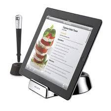 tablette pour cuisine belkin socle chef support et stylet cuisine pour 2