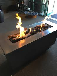 Gas Fire Pit Logs by Fire Pits