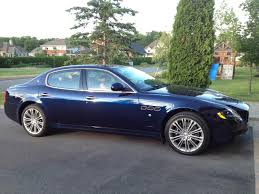 navy blue maserati 2012 maserati quattroporte information and photos zombiedrive