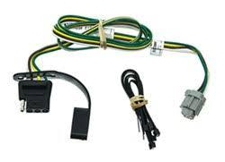 2001 nissan xterra trailer wiring etrailer com