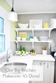 S Kitchen Makeover - our big kitchen makeover the reveal young house love