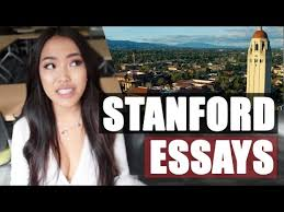 MY ACCEPTED STANFORD ESSAYS  and other essay application advice