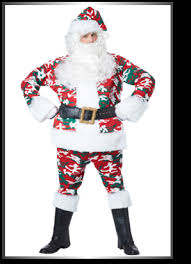 santa costumes christmas costumes santa suits