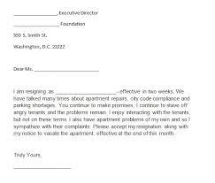one week notice resignation letter of resignation 2 weeks notice