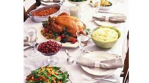 community meals where to go for a thanksgiving feast wpbn