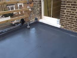 Garage Roofs Single Ply Roofing And Roof Repairs By Drs In Nottingham