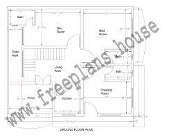 75 Sqm To Sqft 39 34 Feet 123 Square Meter House Plan