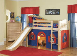 Cool Bunk Beds For Toddlers Toddler Beds For Boys White Bedding Of Desk Furniture For