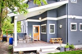 Grey House Colors How To Paint The Exterior Of A House